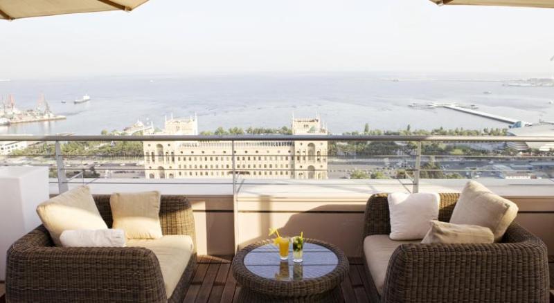 General view Landmark Hotel