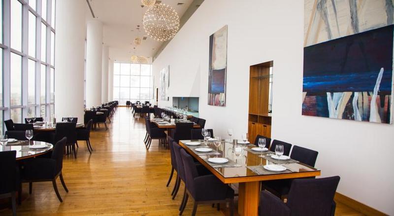 Restaurant Landmark Hotel