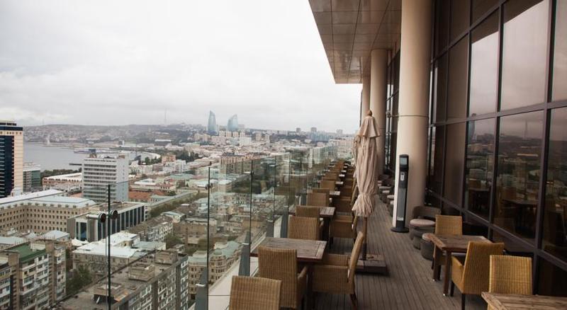 Terrace Landmark Hotel