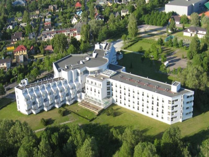 General view Strand Spa & Conference Hotel