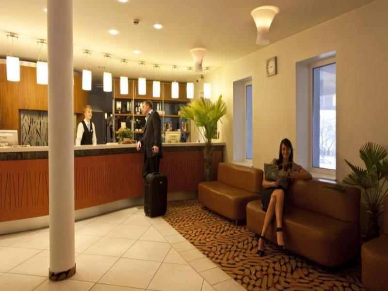 Lobby Strand Spa & Conference Hotel