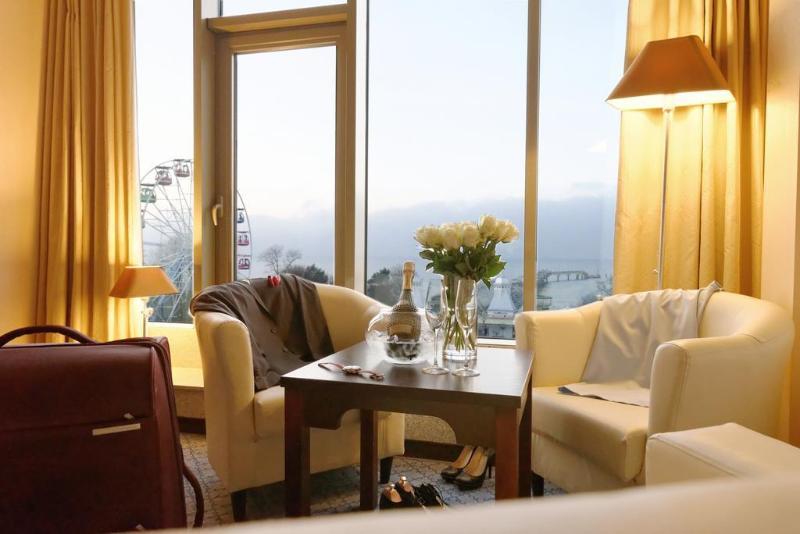 General view Hotel Aurora Family & Spa