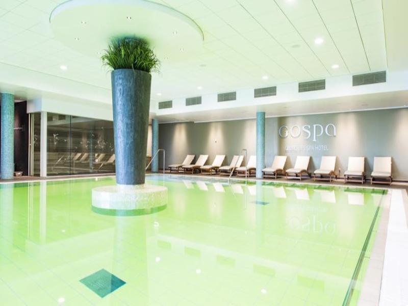 Sports and Entertainment Georg Ots Spa Hotel