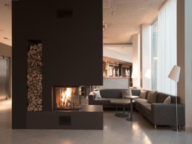 Lobby Georg Ots Spa Hotel