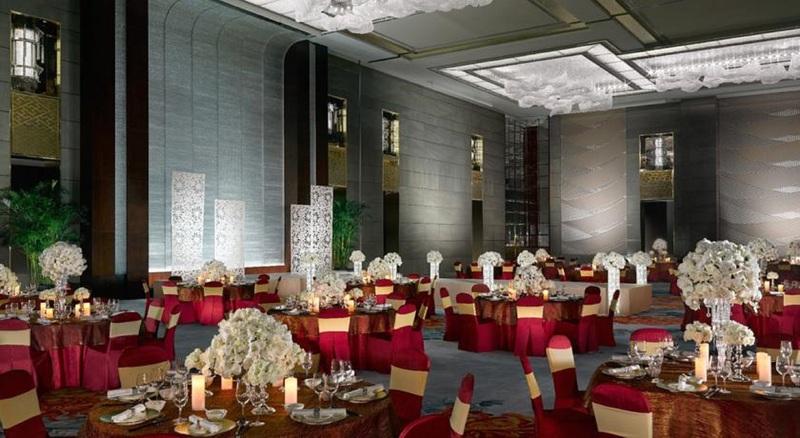 Foto del Hotel Jing An Shangri la West Shanghai del viaje maravillosa china