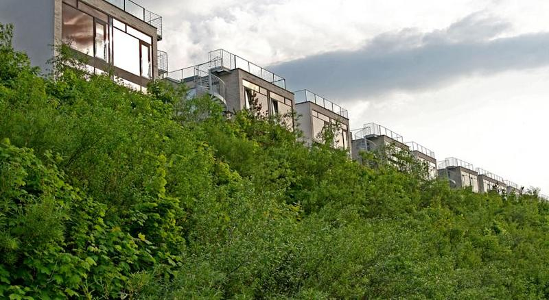 General view Boulevard Ustronie Morskie By Zdrojowa