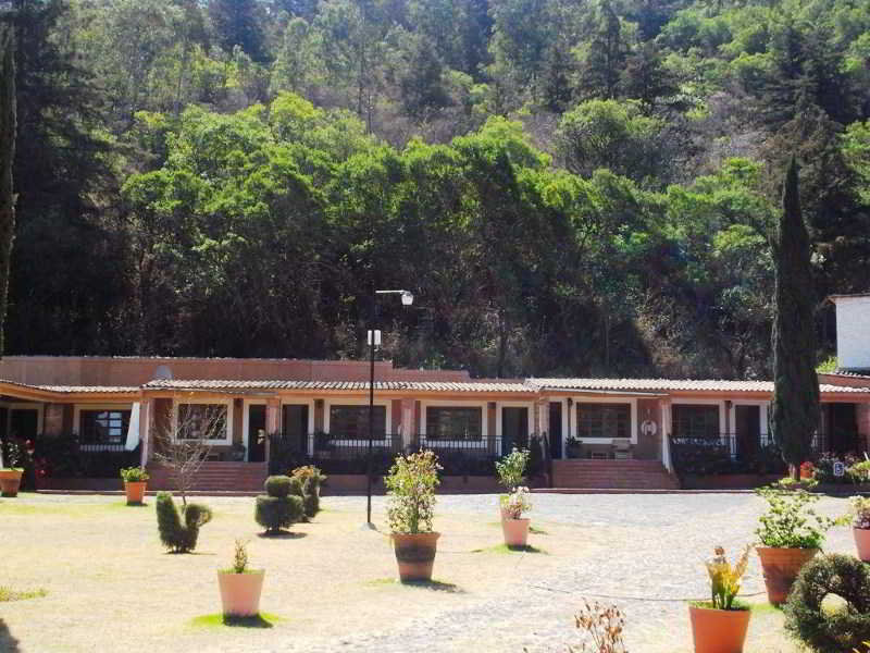 General view Mansion Bugambilias