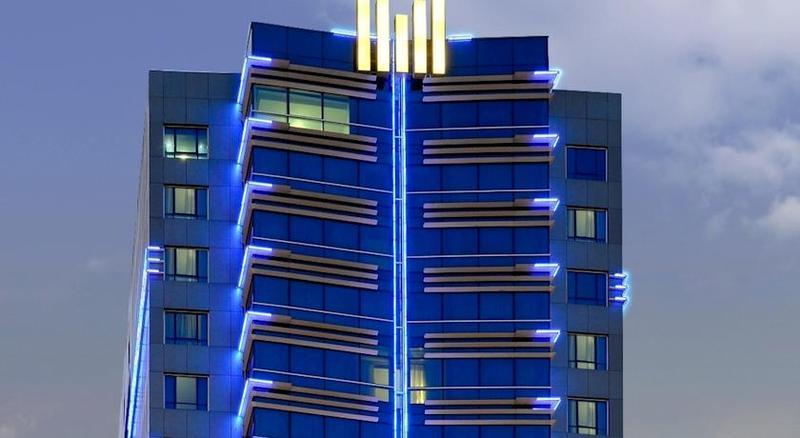 General view Copthorne Hotel Sharjah