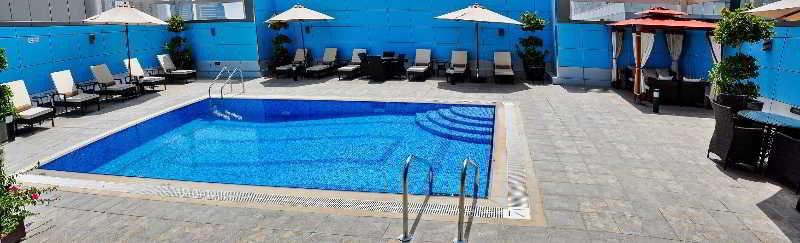 Pool Copthorne Hotel Sharjah