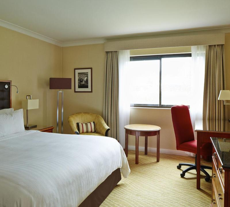 General view Marriott Hotel Heathrow Windsor