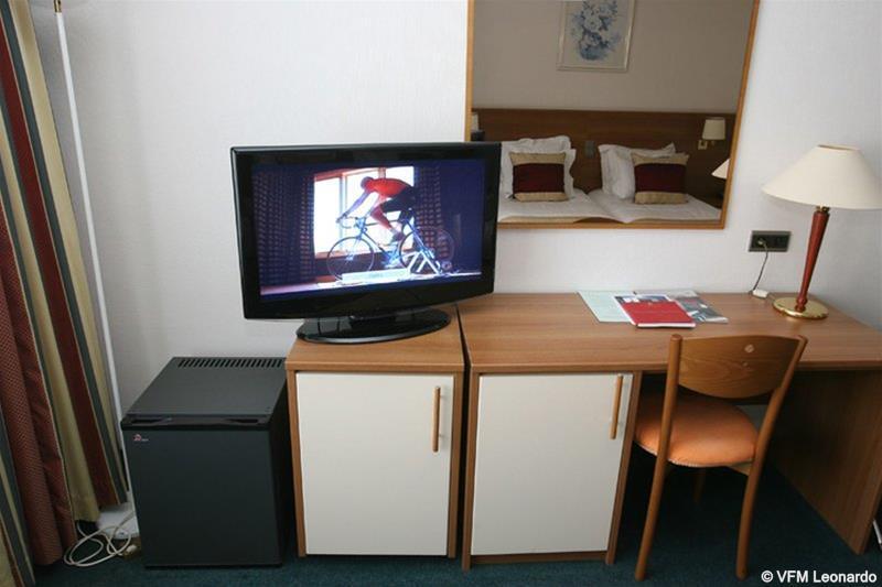 General view Best Western  Hotel Prado
