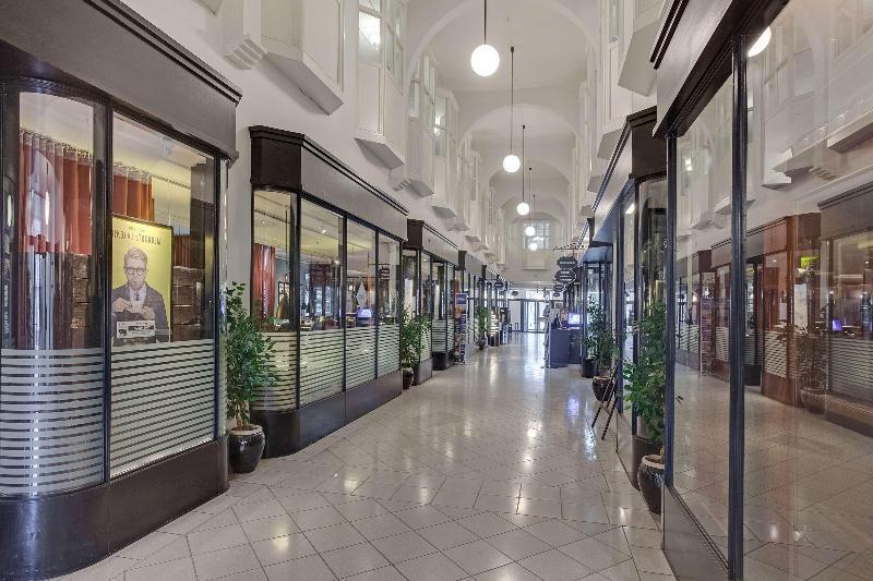 Lobby Best Western  Torvehallerne