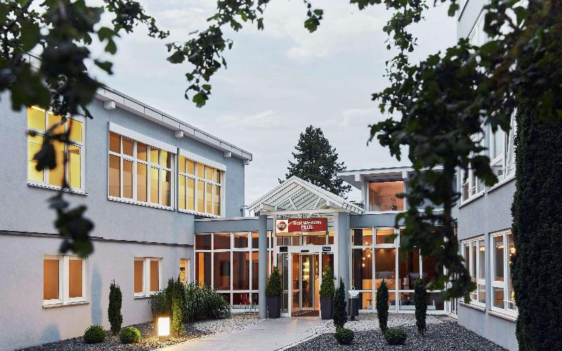 General view Best Western  Plus Atrium Hotel