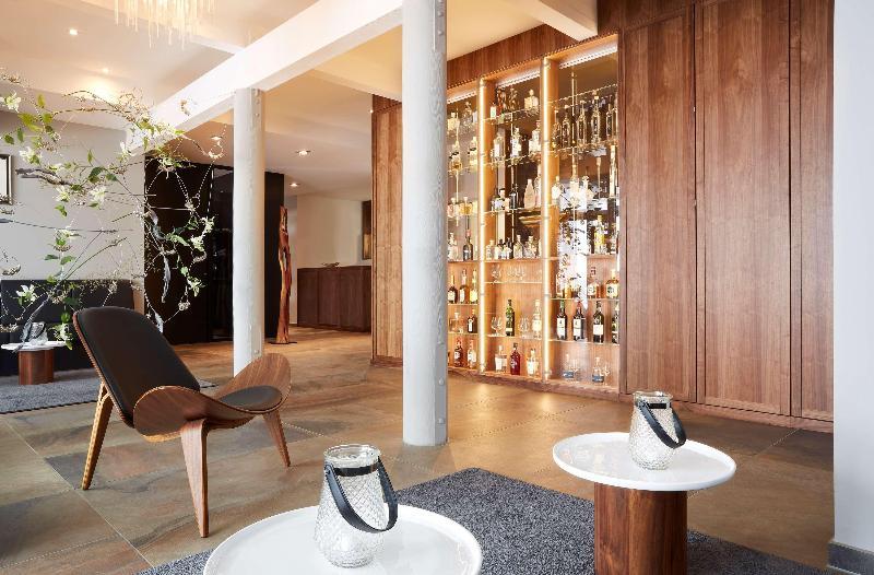 Lobby Best Western  Plus Atrium Hotel
