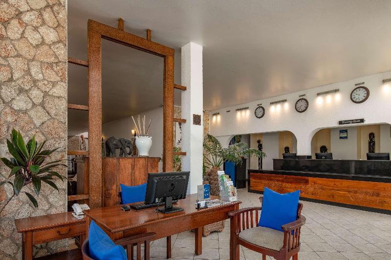 Lobby Best Western Coral Beach Hotel
