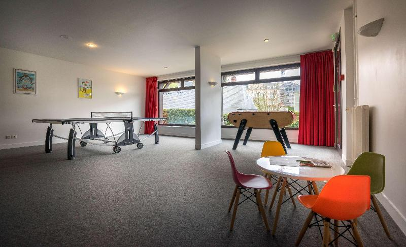 Sports and Entertainment Best Western  Hostellerie Du Vallon
