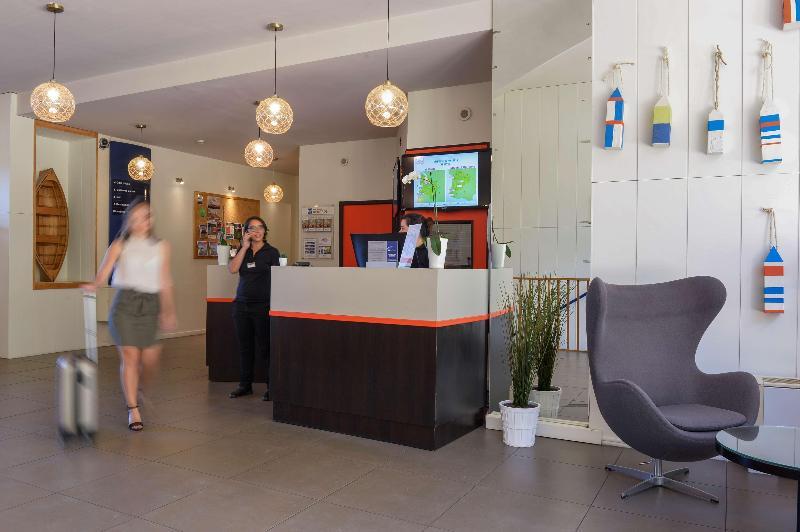 Foto de Best Western  Golf Hotel Lacanau