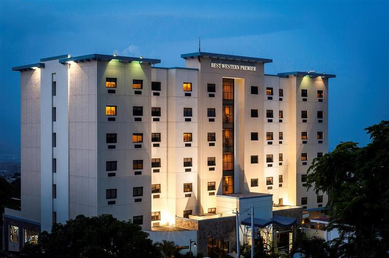 General view Best Western  Premier Petion-ville