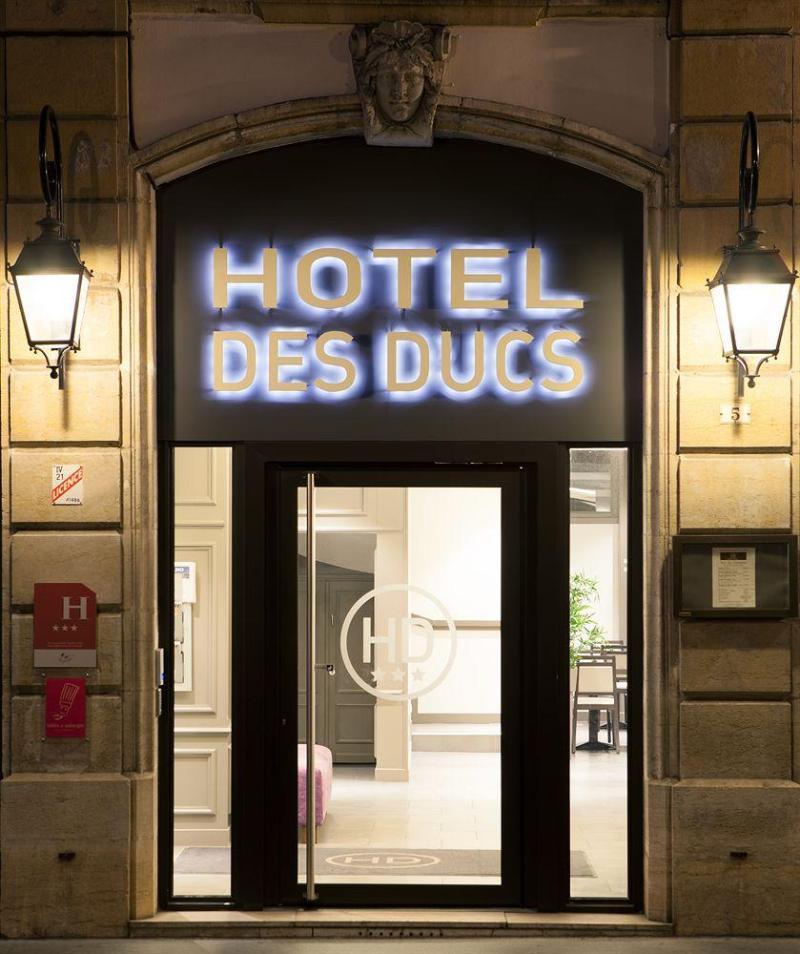 General view Hotel Des Ducs
