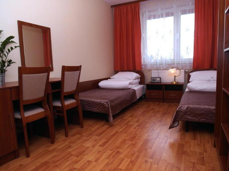 General view Osrodek Hotelowy Optima
