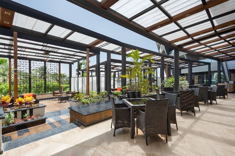 Radisson BLU Alexandria Hotel - Terrace - 16