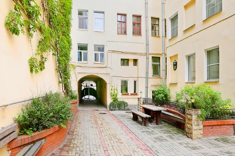 General view Aparthotel Austrian Yard