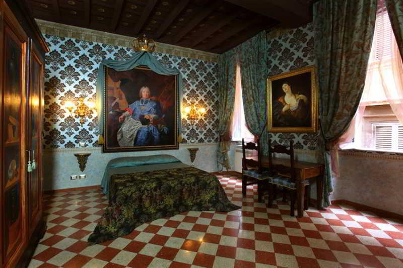 Room Antica Dimora De Michaelis