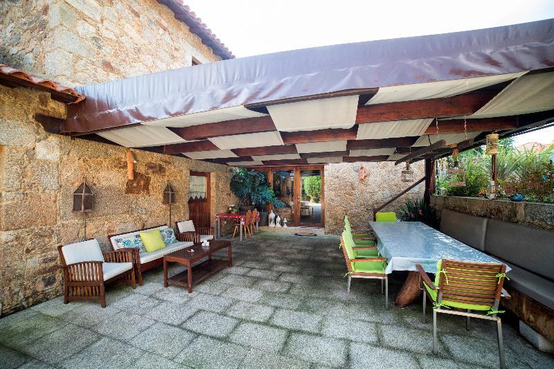 Terrace Casa Do Casal Do Carvalhal