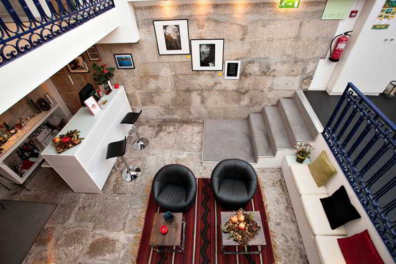 Lobby Gallery Hostel