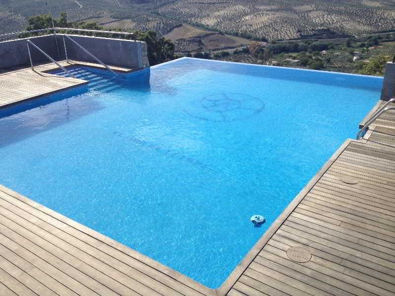 Pool Los Castillarejos Apartamentos