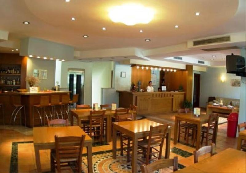 Lobby Giga Mar Hotel