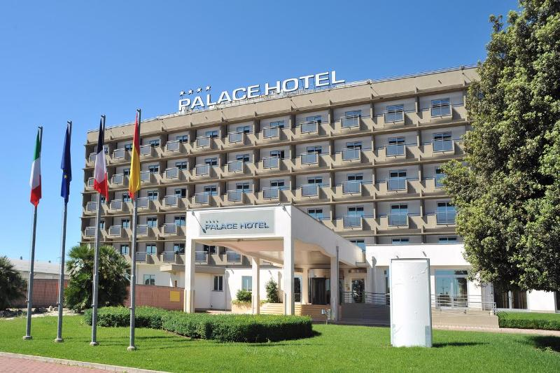 General view Palace Hotel Zingonia