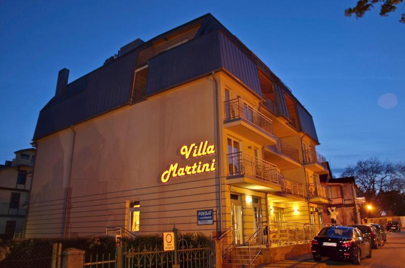 General view Villa Martini