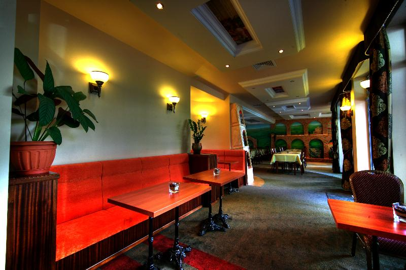 Lobby Villa Martini
