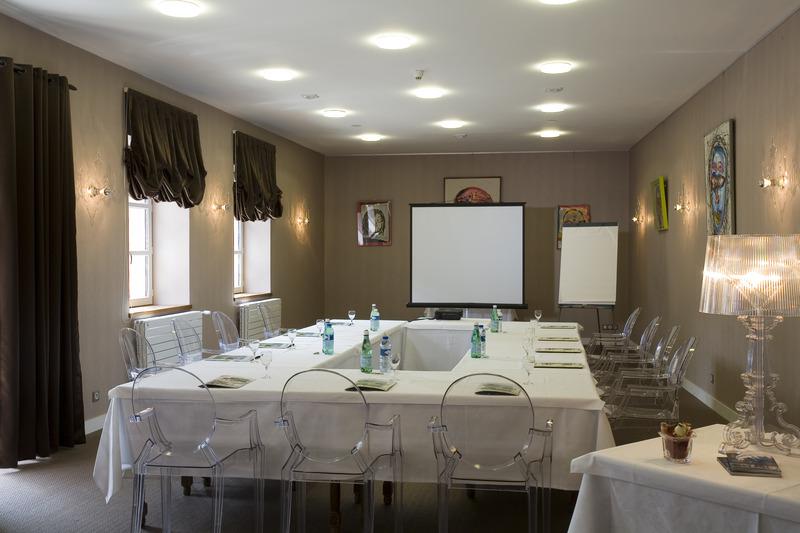 Conferences Relais Du Silence Hostellerie Château De La Barge