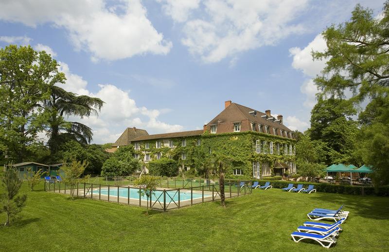 Pool Relais Du Silence Hostellerie Château De La Barge