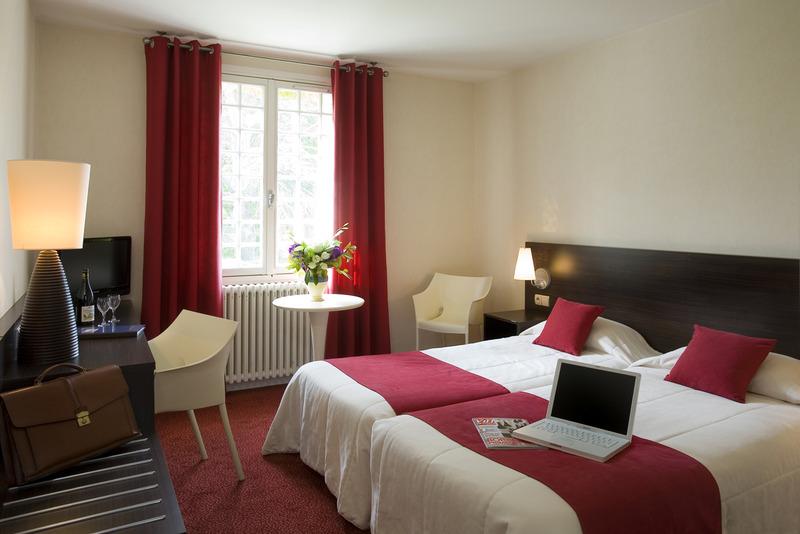 Room Relais Du Silence Hostellerie Château De La Barge