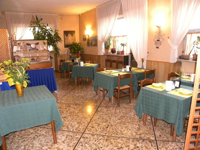 General view Hotel Susa & Stazione