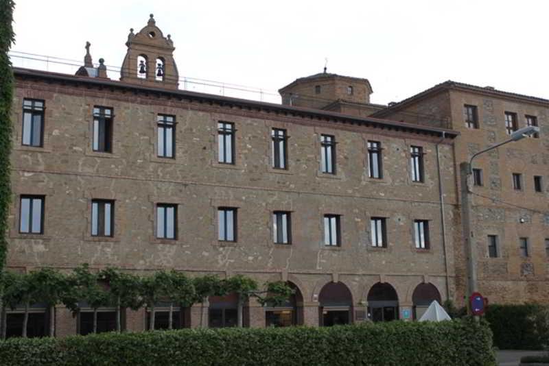 General view Hospederia De Alesves
