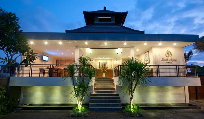 General view Sandi Agung Villa