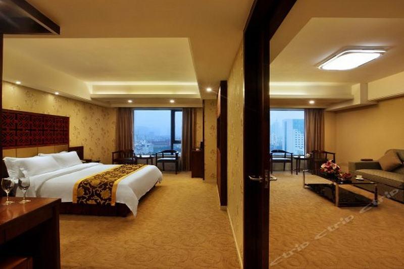 Han Lin Hotel - Room - 1