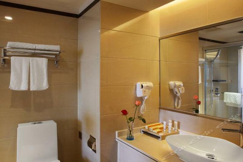 Han Lin Hotel - Room - 9