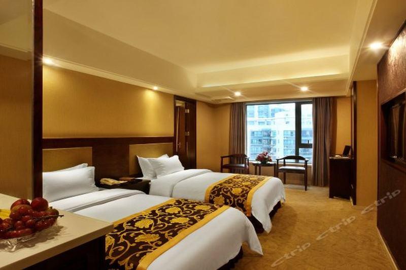 Han Lin Hotel - Room - 8