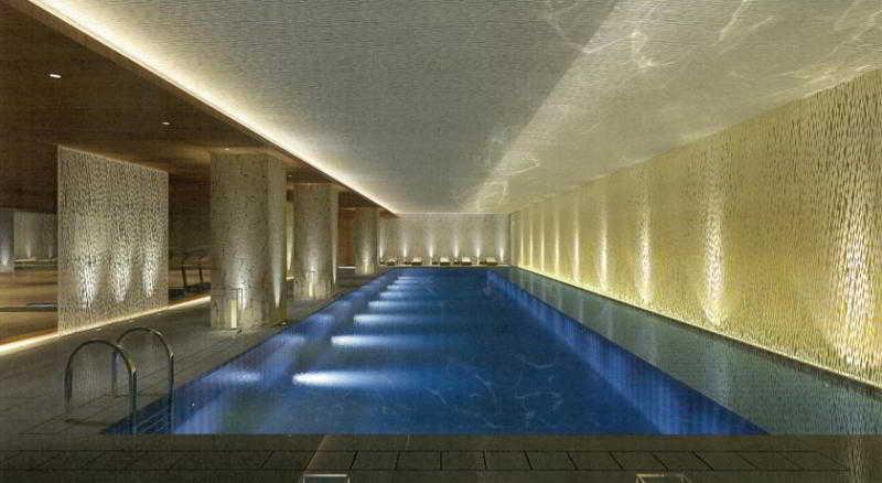 Pool The Ritz-carlton, Tianjin