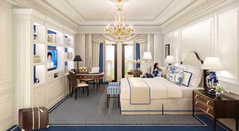 Room The Ritz-carlton, Tianjin