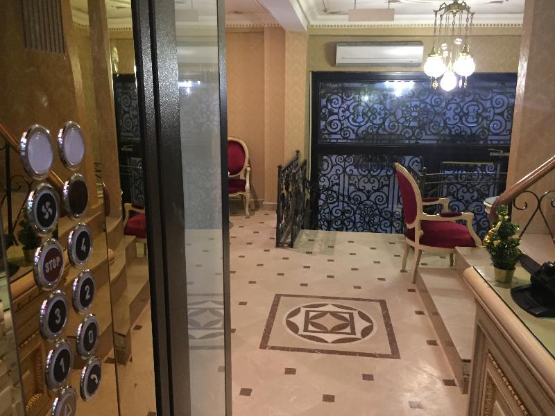 Lobby Alyon Hotel Taksim
