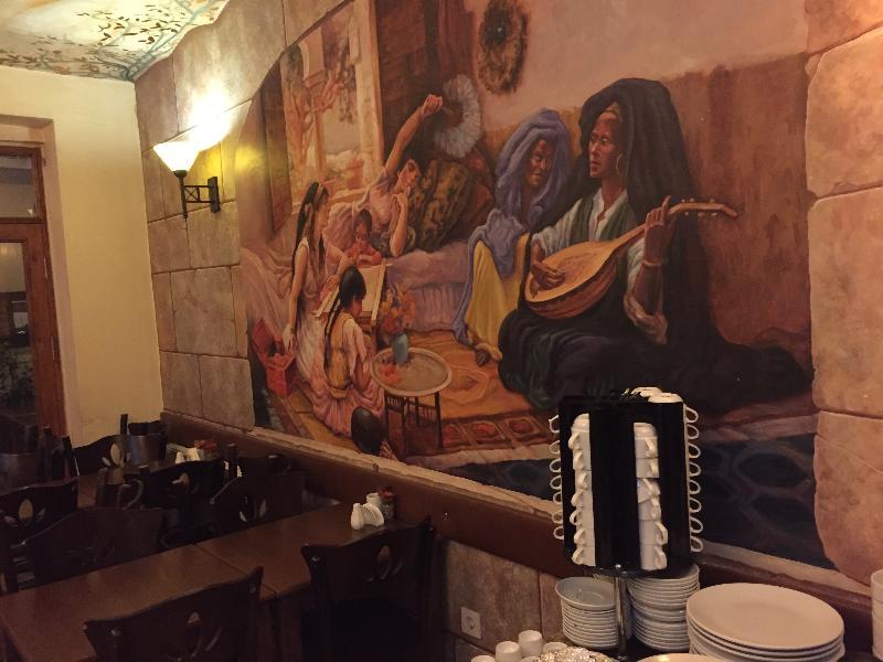 Restaurant Alyon Hotel Taksim