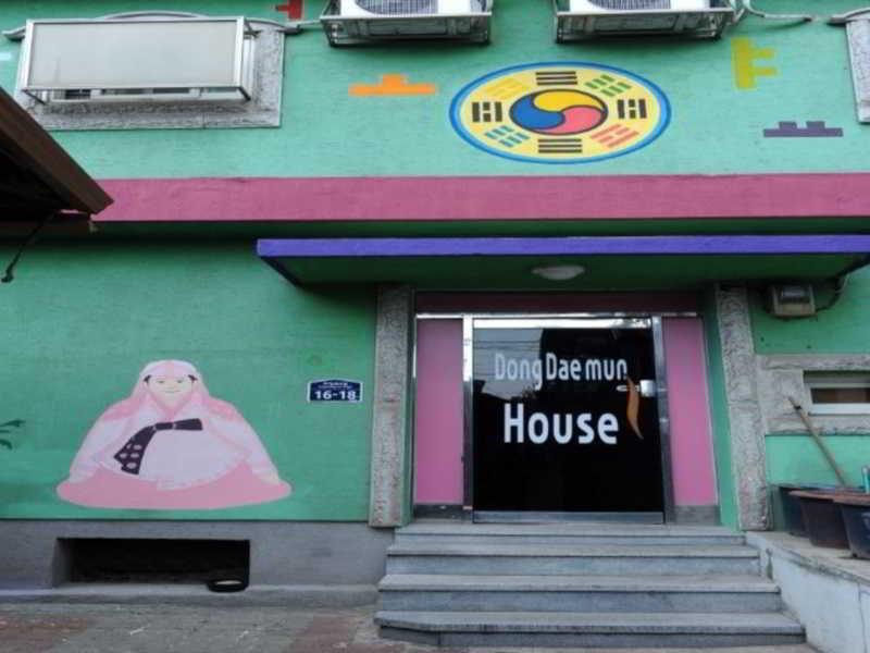 Dongdaemun House