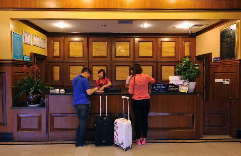 Lobby Tairui Hotel Chengdu