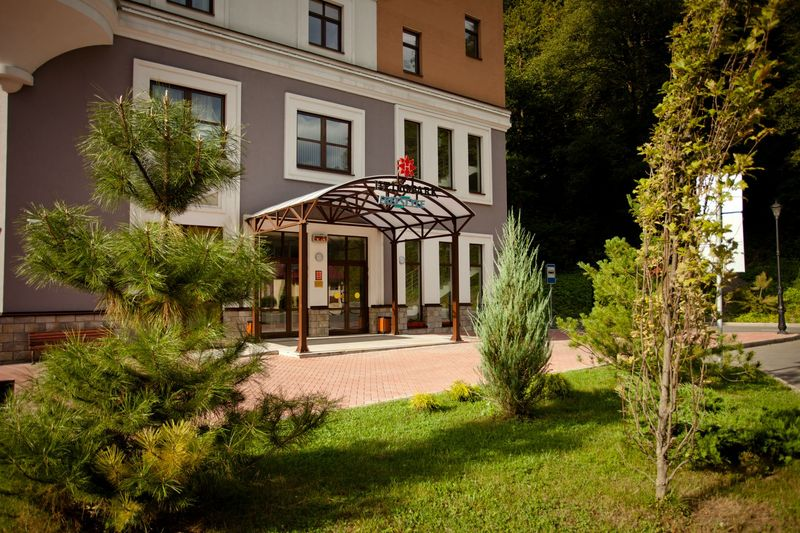 General view Azimut Hotel Freestyle Rosa Khutor